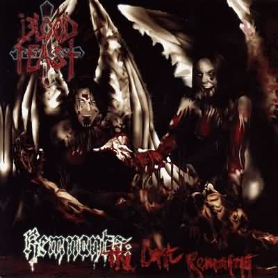 BLOOD FEAST (usa) Album Cover