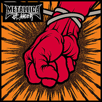 "METALLICA ""St. Anger"""