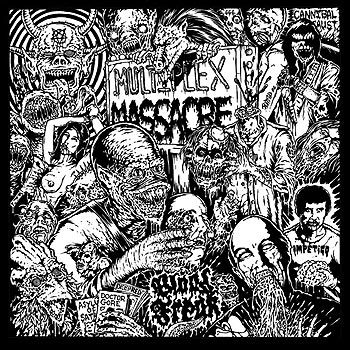 "BLOOD FREAK ""Multiplex Massacre"""