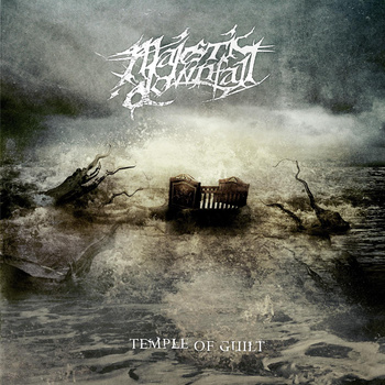 """MAJESTIC DOWNFALL """"Temple Of Guilt"""""""