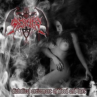 "9th ENTITY ""Diabolical Enticement of Blood and Lust"""