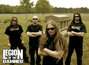 LEGION OF THE DAMNED lanza nuevo video-clip