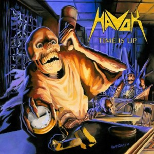 "HAVOK ""Time is Up"""