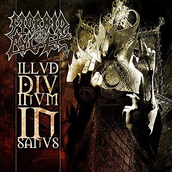 MORBID ANGEL (usa) Album Cover