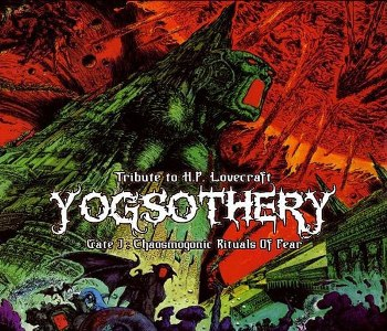 "YOGSOTHERY ""Tribute to H.P. Lovecraft"""