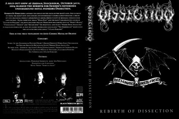 DISSECTION – Rebirth of Dissection 2006 [Full show]