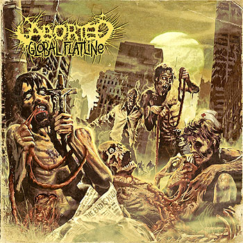 ABORTED (bel) Album Cover