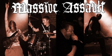 MASSIVE ASSAULT: Death/Crust entre tulipanes…