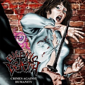 EUGENIC DEATH (usa) Album Cover