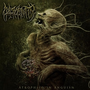 "OBSCENITY  ""Atrophied in Anguish"""