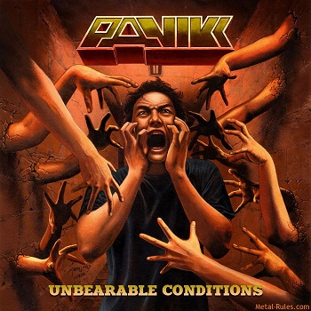 "PANIKK ""Unbearable Conditions"""