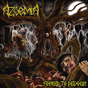 "AZOEMIA ""Forced to Devour"""