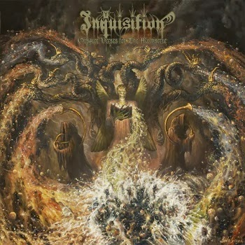 INQUISITION «Obscure Verses for the Multiverse»