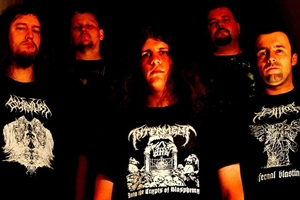 HEAVING EARTH con un nuevo disco a traves de Lavadome Productions