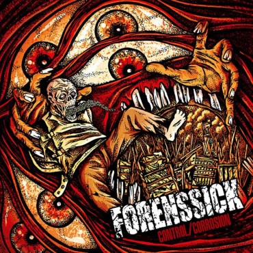 FORENSSICK «Control/Corrosion»