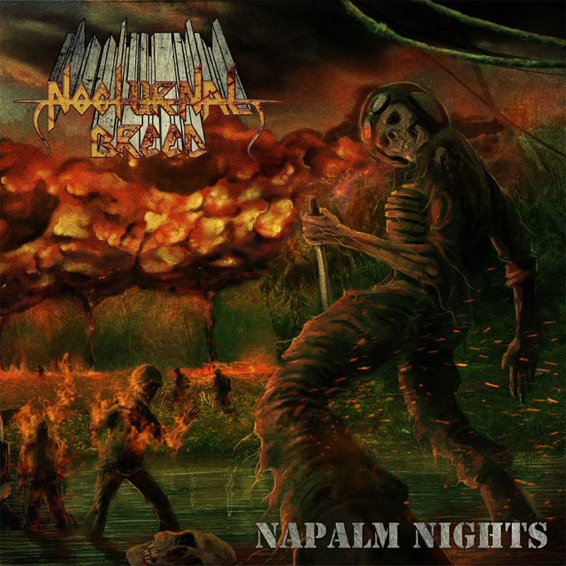 NOCTURNAL BREED «Napalm Nights»