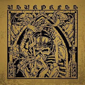 USURPRESS/BENT SEA (pol) Album Cover