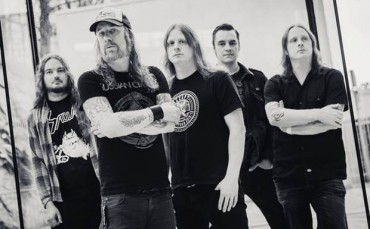 AT THE GATES anuncian nuevo disco de estudio!