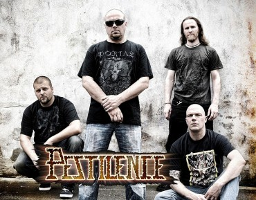 PESTILENCE: re-establecidos definitivamente