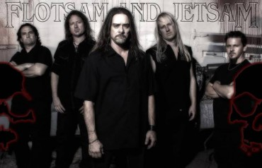 "FLOTSAM & JETSAM re-graban su álbum ""No Place For Disgrace"""