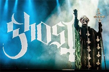 GHOST B.C. – Rock in Rio 2013 [Full show]
