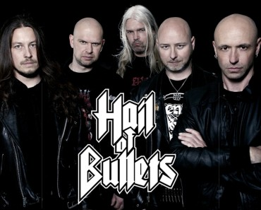 HAIL OF BULLETS: La esencia del Death Metal descrita por Martin Van Drunen