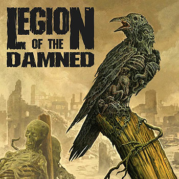 "LEGION OF THE DAMNED ""Ravenous Plague"""