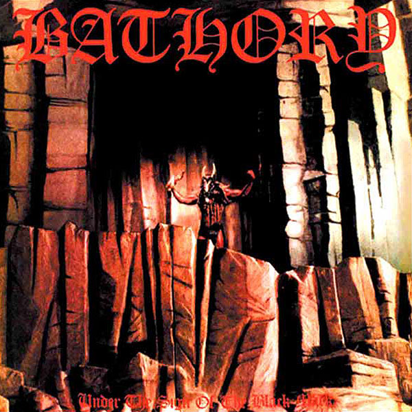 BATHORY Album Cover