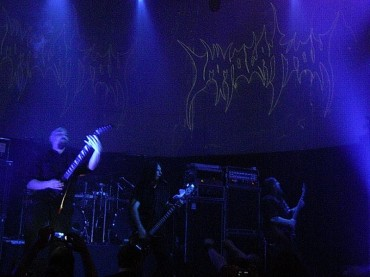 IMMOLATION + BROKEN HOPE – Madrid, Sala Shoko (06.02.2014)