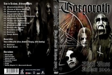 GORGOROTH – Black Mass Krakow 2004 [Full show]