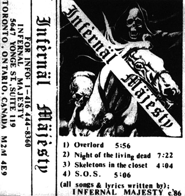Infernal Majesty - Demo86-dest