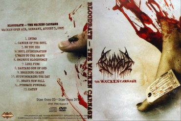 BLOODBATH – The Wacken Carnage 2005 [Full show]
