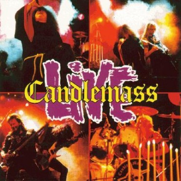 CANDLEMASS – Live in Sweden 1990 [Full show]