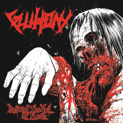 GLUTTONY (swe) Album Cover