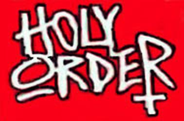 HOLY ORDER (can) Album Cover