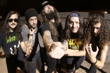 IRON REAGAN fichan por Relapse Records