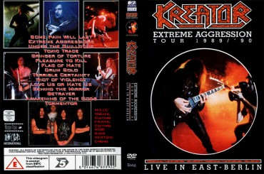 KREATOR – Live in East Berlin 1990 [Full show]