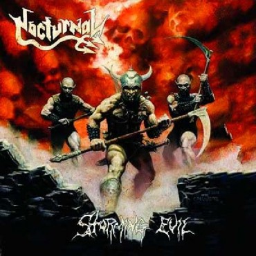 "NOCTURNAL ""Storming Evil"""