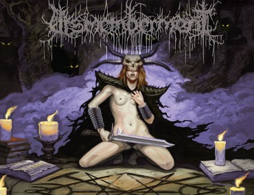 "Streaming del album completo de DISMEMBERMENT ""Embrace the Dark"""