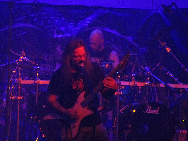 GORGUTS + MISERY INDEX – Sala Shoko, Madrid (25.04.2014)