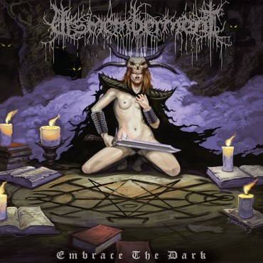 "DISMEMBERMENT ""Embrace the Dark"""
