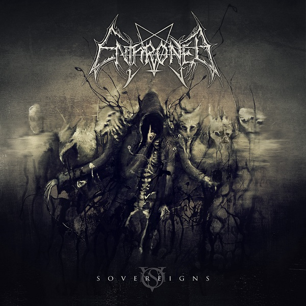 ENTHRONED (Bel) Album Cover