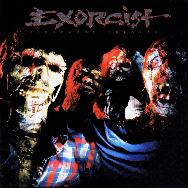 EXORCIST (usa) Album Cover