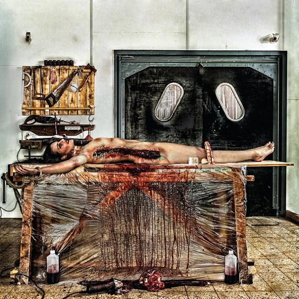 PROSTITUTE DISFIGUREMENT (hol) Album Cover