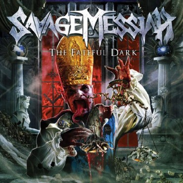 "SAVAGE MESSIAH ""The Fateful Dark"""