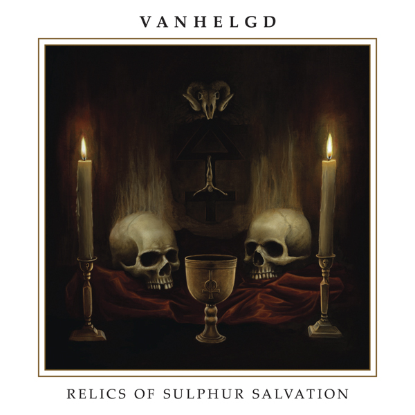 VANHELGD (swe) Album Cover