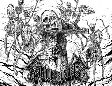 "Exclusivo streaming online del nuevo EP al completo de GRAVECRUSHER ""Morbid Black Oath"""