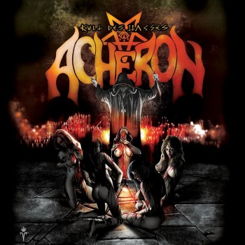 ACHERON (usa) Album Cover