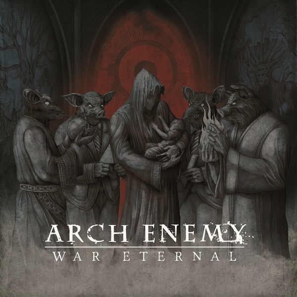 ARCH ENEMY (swe) Album Cover