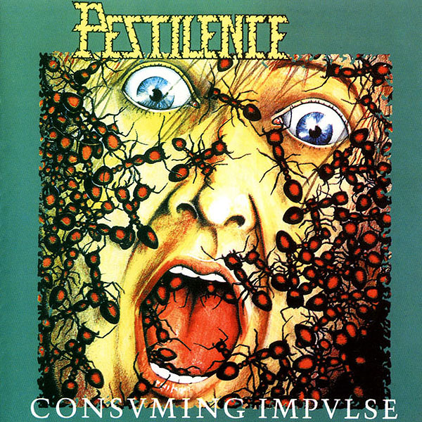 PESTILENCE (hol) Album Cover